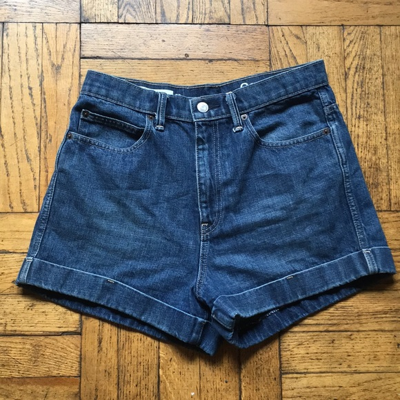 GAP Pants - Gap Original High-Rise Shorts